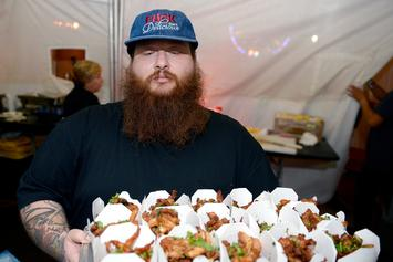 "Action Bronson Wines And Dines Winter Time New York On ""F*ck That's Delicious"""