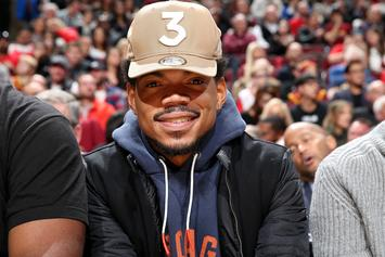 "Chance The Rapper Reportedly Picks ""All Night"" As Next ""Coloring Book"" Single"