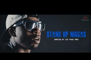 """Duke Feat. Young Thug """"Stand Up Niggas"""" Video"""