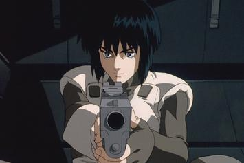 "The Original ""Ghost In The Shell"" Is Coming Back To Theaters Next Month"