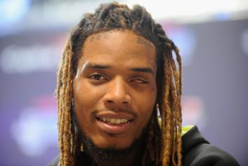 Fetty Wap Lawyers Up After Sex Tape Partly Leaks