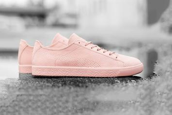 """Stampd And Puma Release """"Clyde"""" Sneaker Collection"""