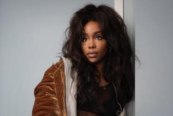 "Watch SZA Perform New Single ""Drew Barrymore"" On Jimmy Kimmel Live"
