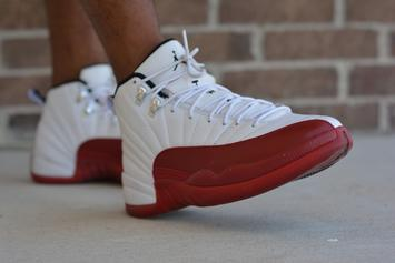 """Cherry"" Air Jordan 12s Will Reportedly Release This Spring"