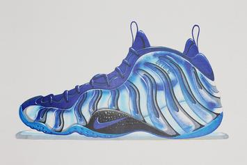 Behind The Design Of The Iconic Nike Air Foamposite One