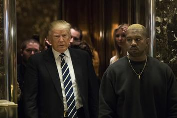 "Kanye West Not ""Traditionally American"" Enough For Trump Inauguration"