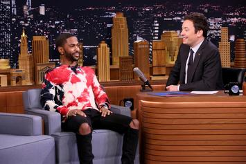 "Big Sean Explains Concept Behind The Cover Of ""I Decided"""