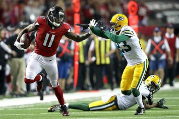 Watch Julio Jones Shake Two Defenders On This 73-Yard Touchdown Catch
