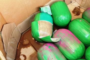 3,000 Pounds Of Weed Disguised As Watermelons Seized At U.S. Border