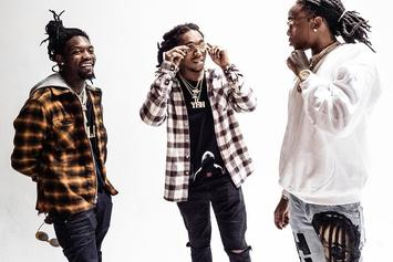Migos Say They Aren't Affiliated With G.O.O.D Music, Only Quality Control