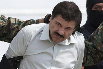 Netflix & Univision Are Creating A Drama Series Based on El Chapo's Life