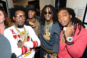 There's A Petition For Migos To Replace Lady Gaga At Superbowl Halftime Show