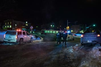 5 Dead In Quebec City Mosque Shooting: Report