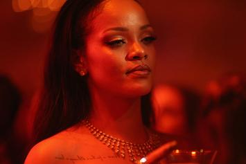 "Rihanna Shares An Image Of Upcoming ""Ocean's 8"" Movie"