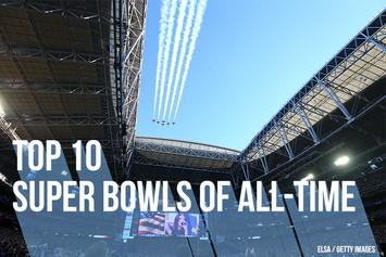 Top 10 Super Bowls Of All Time