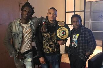 Kendrick Lamar & Young Thug Pictured Together In London