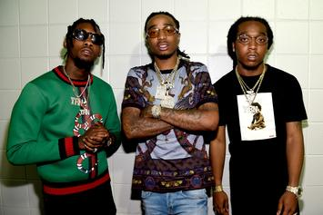 """Migos Clarify Makonnen Remarks: """"We Love All People, Gay Or Straight"""""""
