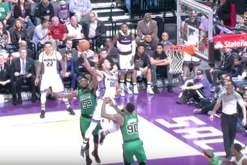 Willie Cauley-Stein Throws Down Dunk Of The Year