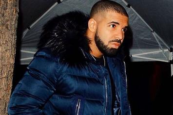 "Drake Is ""A Week & A Half, 2 Weeks Away"" From Finishing ""More Life"""