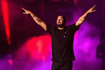 Drake Makes Surprise Performance At London Club