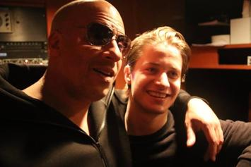 "Vin Diesel Adds Vocals To Kygo & Selena Gomez's ""It Ain't Me"""
