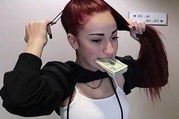 """Cash Me Ousside"" Girl Facetimes With Kodak Black"