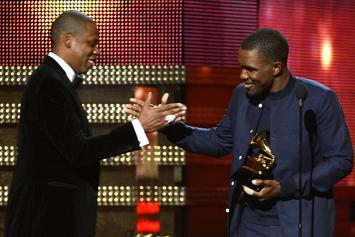 Jay Z Appears As Guest On Frank Ocean's Beats 1 Radio Show