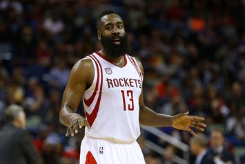 """James Harden On Relationship With Khloe Kardashian: """"I Didn't Like All The Attention"""""""
