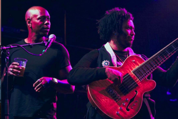 Thundercat Brought Out Dave Chappelle & Robert Glasper In NYC Friday Night