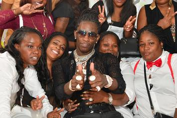 Young Thug Wanted By Police For Allegedly Slapping A Woman At A Nightclub
