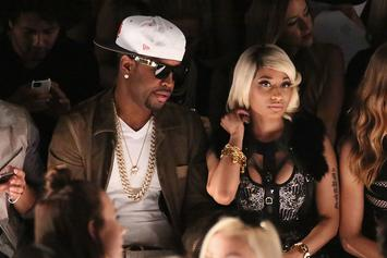 Nicki Minaj's Relationship With Safaree Allegedly Ended Because Of Meek Mill