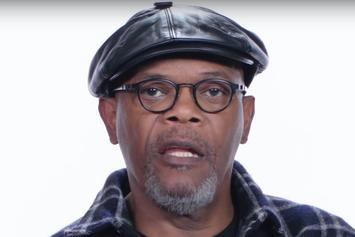Samuel L. Jackson Answers Google's Autocomplete Questions About Himself