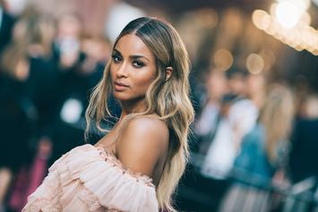 Ciara Involved In Car Crash: Report
