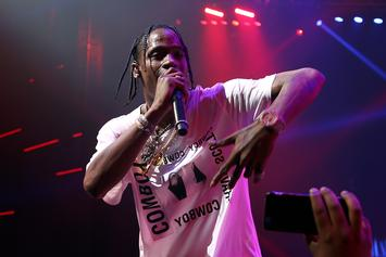 "Travis Scott On Upcoming ""AstroWorld"" Album: ""It Might Be The Best Music That I Made"""