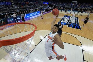 NCAA Tournament TV Schedule: Where To Watch Today's March Madness