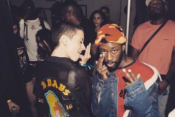 """Goldlink Shares Tracklist For """"At What Cost"""" With Features Blurred Out"""