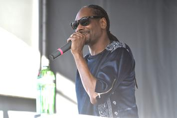 "Snoop Dogg Announces New Album ""Neva Left"" Coming In May"