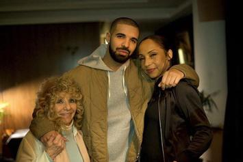 Drake Posts Rare Picture With Sade