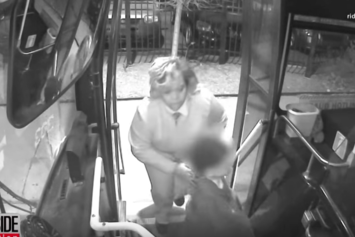 Bus Driver Saves 5-Year-Old Boy Found At Midnight With No Shoes in Cold