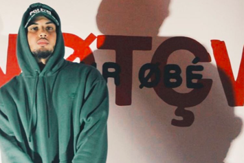 """Amir Obe Reveals Album Cover & Release Date For """"None Of The Clocks Work"""""""