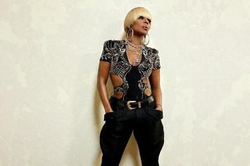 "Mary J. Blige Announces New Album ""Strength Of A Woman"""