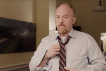 "Watch The First Trailer For Louis C.K.'s Upcoming Netflix Stand Up Special ""2017"""
