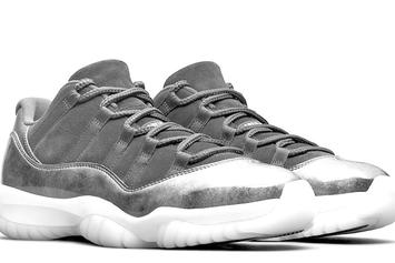 "A New ""Heiress"" Air Jordan 11 Low Will Be Releasing This Spring"
