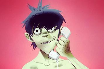 Gorillaz Announce First North American Show In Seven Years