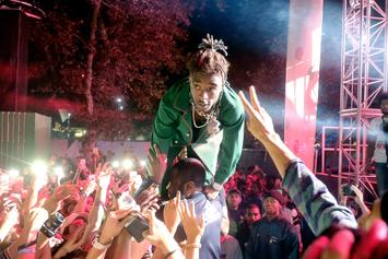 "Lil Uzi Vert Performs Brand New ""Luv Is Rage 2"" Banger"