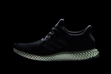 """Adidas Is Releasing A """"4D-Printed"""" Futurecraft Sneaker This Year"""