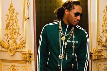 "Future's ""Mask Off"" Hits #11 on Billboard Chart, Breaking Personal Record"
