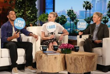 "Watch Ludacris Play A Game Of ""Never Have I Ever"" With Chelsea Handler On Ellen"