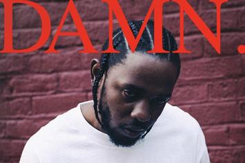 "The Artist Behind Kendrick Lamar's ""DAMN."" Cover Speaks"