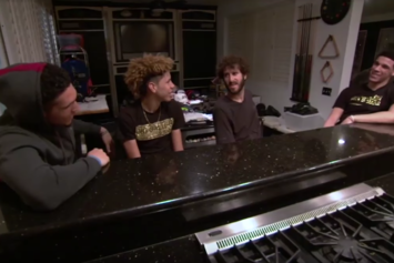 Lil Dicky Stars As Lavar Ball's Fourth Child In Hilarious ESPN Segment